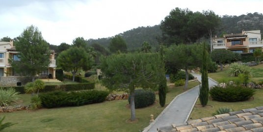 Luxurios apartment in Santa Ponsa Golf with view on the course and sea