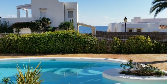 Spacious seaview ground floor Cala Egos
