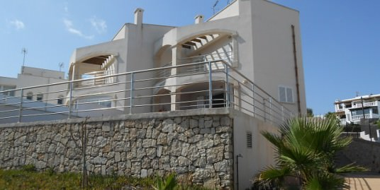 Charming semi detached villa frontline Cala Egos