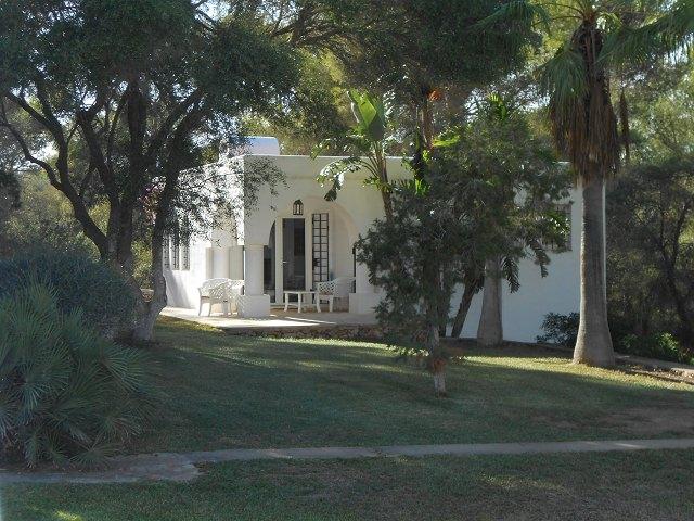 Hacienda style villa near Cala D'or by Sa Nau Beach