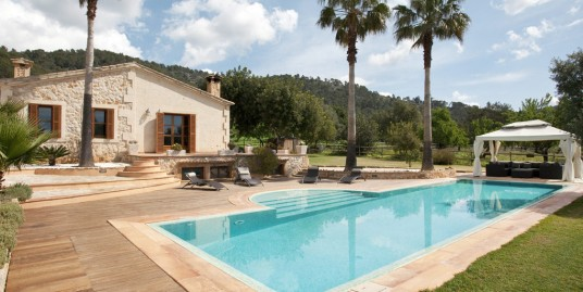 Wonderful villa in fantastic countryside location