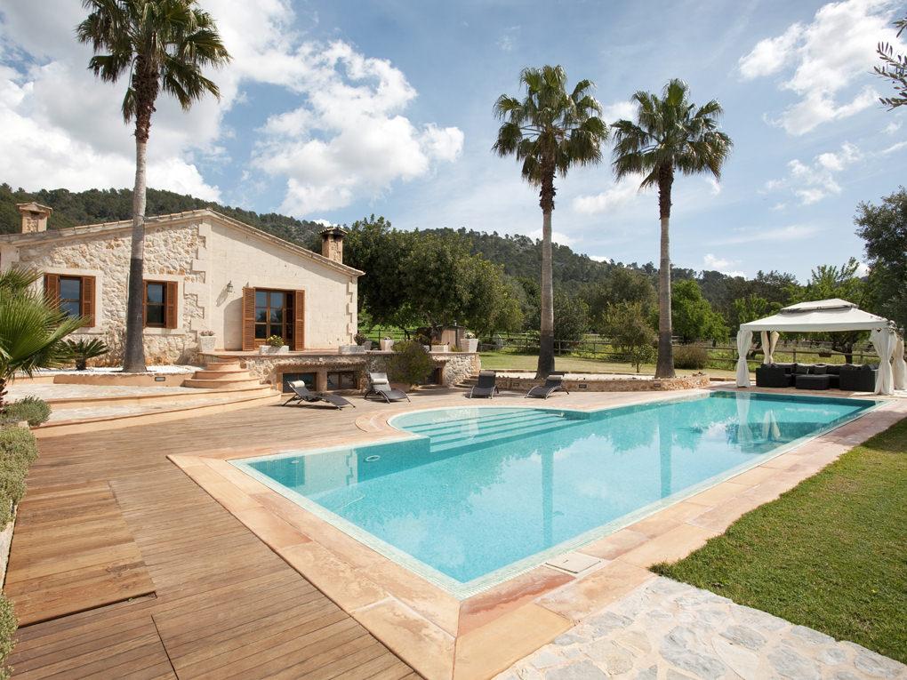 Wonderful villa in fantastic countryside location