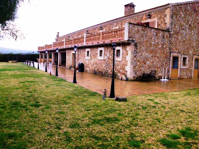 Landhotel aus dem 19. Jahrhundert