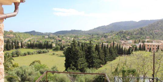 Naturstein-Haus mit einzigartigem Blick auf das Dorf Alaró