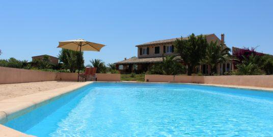 Großes Finca-Anwesen mit 6 Schlafzimmern nahe Es Trenc-Strand für ein Familien-Domizil oder zur Ferien-Vermietung