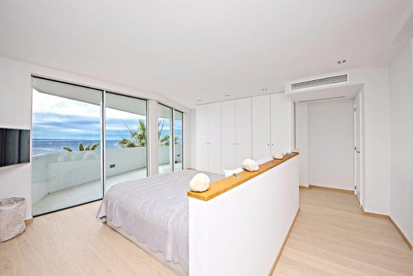 VERKAUFT !! Luxus-Penthouse mit fantastischem Meerblick in ...
