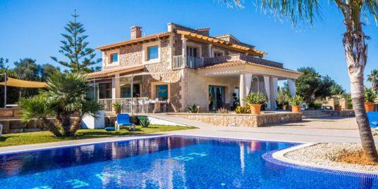 RESERVIERT: Finca-Anwesen nahe Muro-Strand / Mallorca-Nord