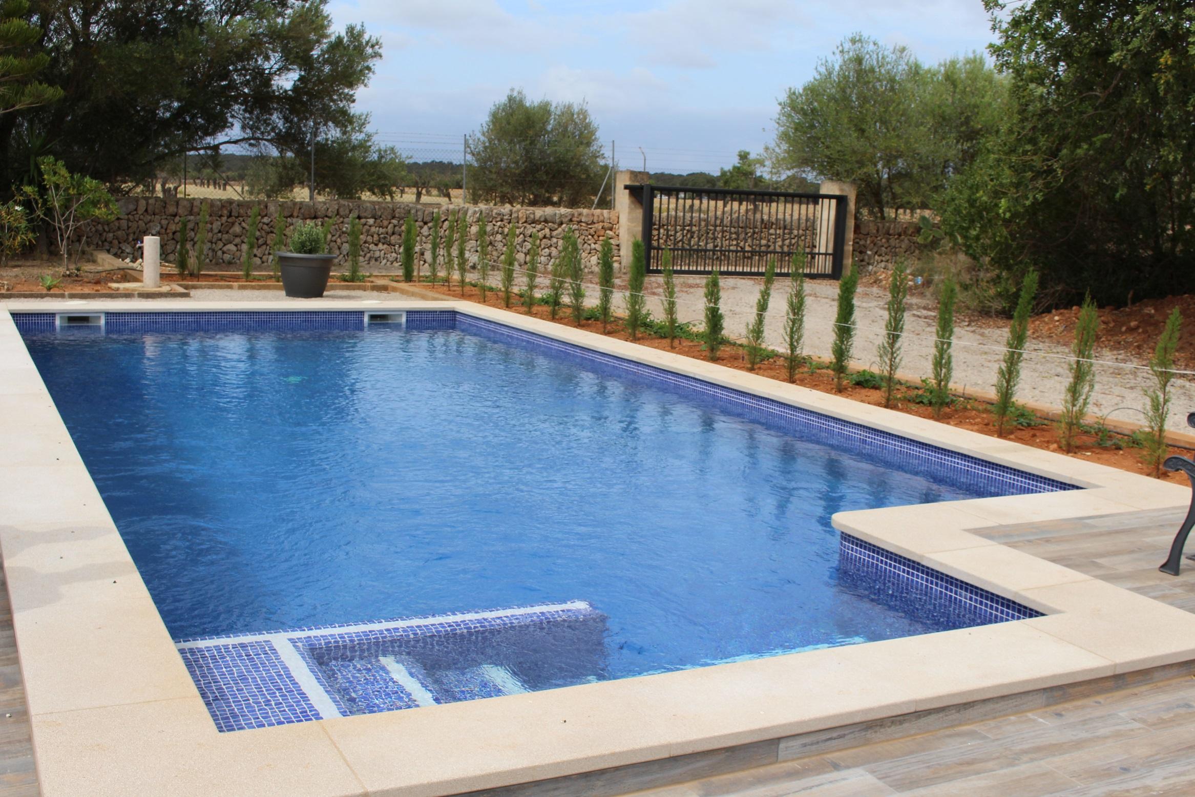 Schöne Natursteinfinca mit Gästecasita und Pool in Llucmajor (Ferienvermietung möglich)